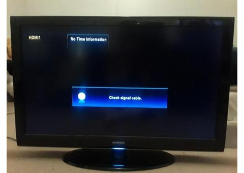 Samsung LN46A550 46-Inch 1080p LCD HDTV