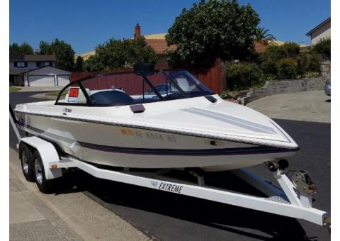 1996 Tige Boat for sell- Price Negotiable!! Not even 200 hours clocked.