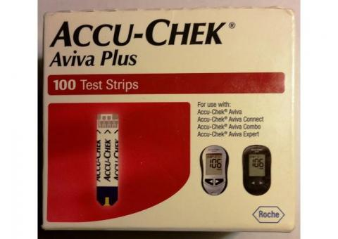 WANTED: Diabetic Test Strips (Accu-Chek or OneTouch)
